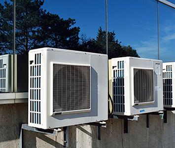 Air conditing sensor