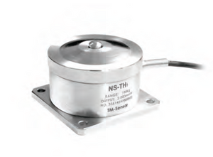Strain Gauge Compressive Force Measurement Load Cell